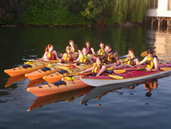 Brentwood Bay group kayaking tours